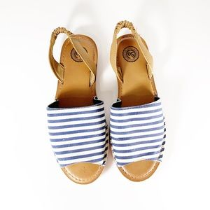 Authentic American Heritage sandals size 8